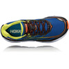 Hoka M's Clifton 3 Shoes BLUE/RED ORANGE